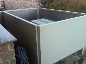 Domestic Generator Sound Proofing