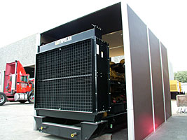 All Weather Sound Panels