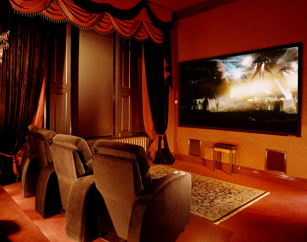 DSE Group Home Cinema
