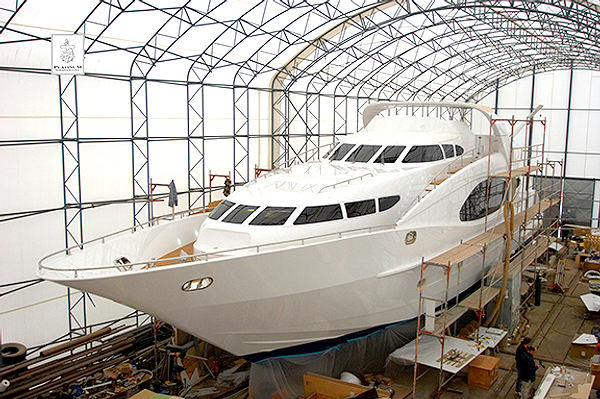 Superyacht Soundproofing Insulation