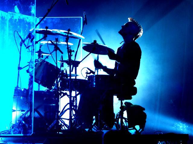 Drummer+Jamming